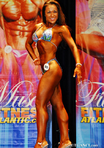female bodybuilder Fitness Atlantic Pageant 2007 Images Photos Pics Finals