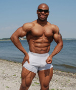 Jude Achu Beach Bodybuilding Gallery