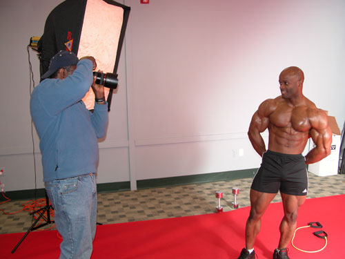 bodybuilder mo mendez photos