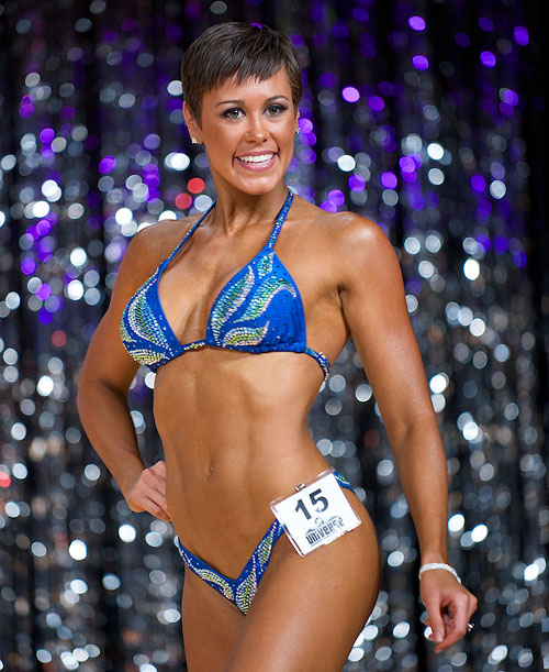 Kelly Schreck Fitness competitor