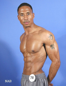 male muscle Stephan Simmons