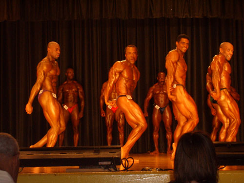 2007 WORLD NATURAL BODYBUILDING FEDERATION