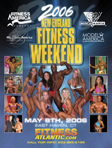 2006 bodybuilding fitness figure competiton results and photos muscle pics