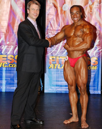 2007 bodybuilding fitness figure competiton results and photos muscle pics