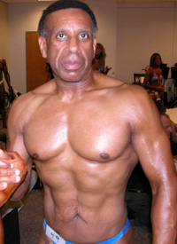 bodybuilder Bill W
