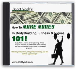 How To Make Money In Bodybuilding, Fitness & Figure