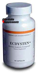 is ecdy-bolin a steroid