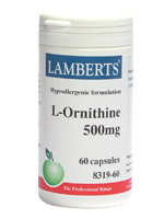 L-Ornithine Facts and Information