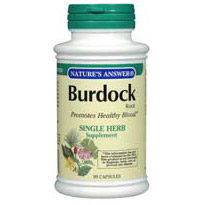 Burdock Facts and Information