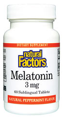 Melatonin Facts and Information