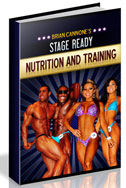 Stage Ready Nutrition and Training