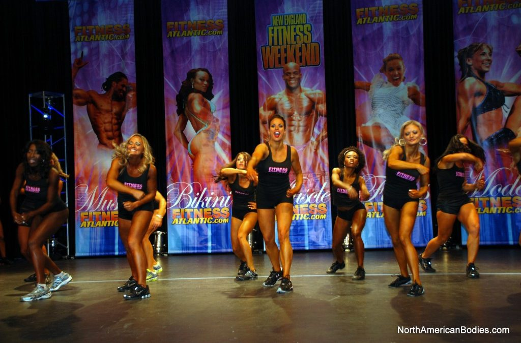 Connecticut's Fitness Contest Scene