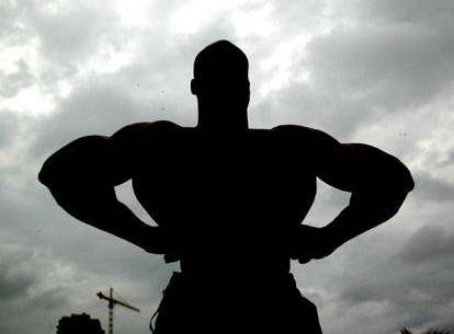 Bodybuilding Posing Instruction