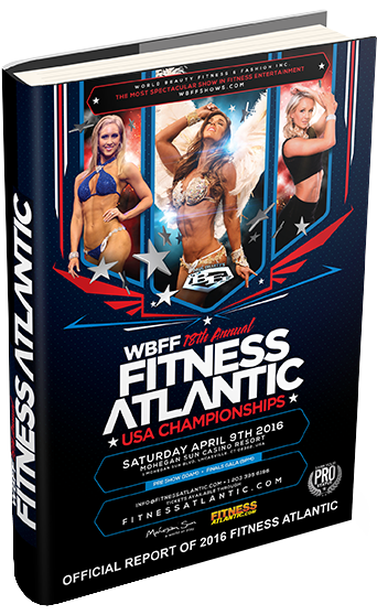 Fitness Atlantic Offers the Best in Fitness Model Competition